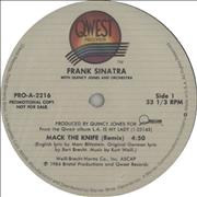 Click here for more info about 'Frank Sinatra - Mack The Knife'