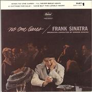 Click here for more info about 'Frank Sinatra - No One Cares (Part 1)'