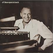 Click here for more info about 'Frank Sinatra - Ol' Blue Eyes Is Back + Photo Insert'