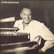 Click here for more info about 'Frank Sinatra - Ol' Blue Eyes Is Back + insert'