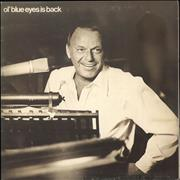Click here for more info about 'Frank Sinatra - Ol' Blue Eyes Is Back'