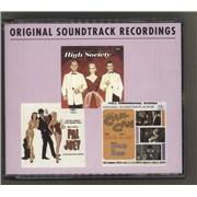 Frank Sinatra Original Soundtrack Recordings: High Society, Can-Can & Pal Joey Australia 3-CD set