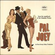 Click here for more info about 'Frank Sinatra - Pal Joey - Rainbow Rim'