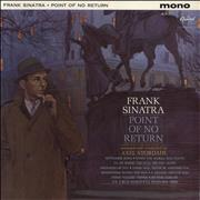 Click here for more info about 'Frank Sinatra - Point Of No Return - 1st - EX'