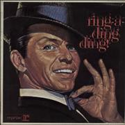 Click here for more info about 'Frank Sinatra - Ring-A-Ding Ding! - Green & Blue label'