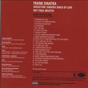 Click here for more info about 'Frank Sinatra - Seduction: Sinatra Sings Of Love'