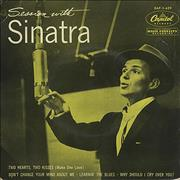 Click here for more info about 'Frank Sinatra - Session With Sinatra EP - Round Centre'