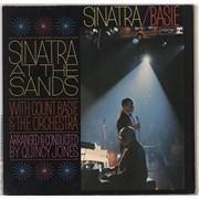 Frank Sinatra Sinatra At The Sands Germany 2-LP vinyl set