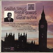 Click here for more info about 'Frank Sinatra - Sinatra Sings Great Songs From Great Britain'