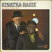 Click here for more info about 'Frank Sinatra - Sinatra-Basie - EX'