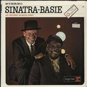 Click here for more info about 'Frank Sinatra - Sinatra-Basie - Tan Label'