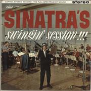Click here for more info about 'Frank Sinatra - Sinatra's Swingin' Session!!! - 1st'