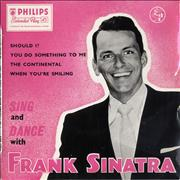 Click here for more info about 'Sing And Dance With Frank Sinatra No.1 EP'