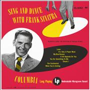 Frank Sinatra Sing And Dance With Frank Sinatra - 180gm USA vinyl LP