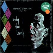 Click here for more info about 'Frank Sinatra - Only The Lonely'