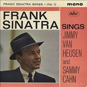 Click here for more info about 'Frank Sinatra - Sings Jimmy Van Heusen & Sammy Cahn EP'