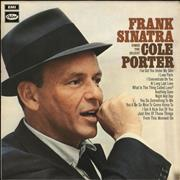 Click here for more info about 'Frank Sinatra - Sings The Select Cole Porter - yellow label'