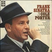 Click here for more info about 'Frank Sinatra - Sings The Select Cole Porter - One Box EMI'