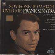Click here for more info about 'Frank Sinatra - Someone To Watch Over Me'
