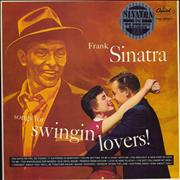 Click here for more info about 'Frank Sinatra - Songs For Swingin' Lovers - stickered p/s'