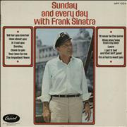 Click here for more info about 'Frank Sinatra - Sunday And Every Day - EX'