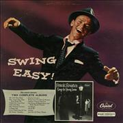 Click here for more info about 'Frank Sinatra - Swing Easy And Songs For Young Lovers - 1st'