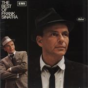 Click here for more info about 'Frank Sinatra - The Best Of Frank Sinatra - yellow label'