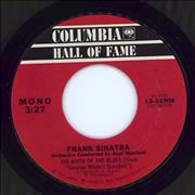 Click here for more info about 'Frank Sinatra - The Birth Of The Blues'