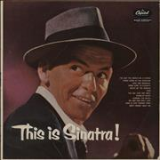 Click here for more info about 'Frank Sinatra - This Is Sinatra! - 1st - EX'