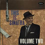 Click here for more info about 'Frank Sinatra - This Is Sinatra Volume Two - rainbow rim label'