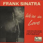 Click here for more info about 'Frank Sinatra - We're In Love EP - 3pr'