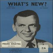 Click here for more info about 'Frank Sinatra - What's New?'