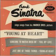 Click here for more info about 'Frank Sinatra - Young At Heart EP - 2nd'