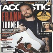 Click here for more info about 'Frank Turner - Acoustic'