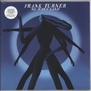 Click here for more info about 'Frank Turner - No Man's Land - White Vinyl - Sealed'
