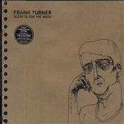Click here for more info about 'Frank Turner - Sleep Is For The Week - 180gm'