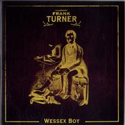 Click here for more info about 'Frank Turner - Wessex Boy'