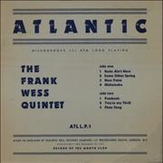 Click here for more info about 'Frank Wess - The Frank Wess Quintet'
