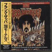 Click here for more info about 'Frank Zappa - 200 Motels + Booklet & Obi'