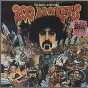 Click here for more info about 'Frank Zappa - 200 Motels - Complete with Booklet & Poster'