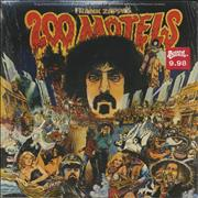 Click here for more info about 'Frank Zappa - 200 Motels - Sealed'