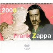 Click here for more info about 'Frank Zappa - 2008 Calendar'