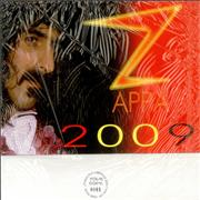Click here for more info about 'Frank Zappa - 2009 Calendar'