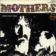 Click here for more info about 'Frank Zappa - Absolutely Free - Original Stereo'