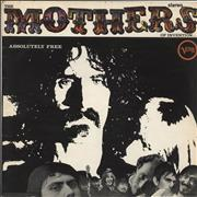 Click here for more info about 'Frank Zappa - Absolutely Free - VG'