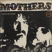 Click here for more info about 'Frank Zappa - Absolutely Free - VG+/EX'