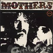 Click here for more info about 'Frank Zappa - Absolutely Free'