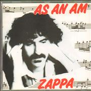 Click here for more info about 'Frank Zappa - As An Am'