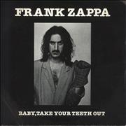 Click here for more info about 'Frank Zappa - Baby Take Your Teeth Out - EX'