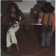 Frank Zappa Bongo Fury USA vinyl LP